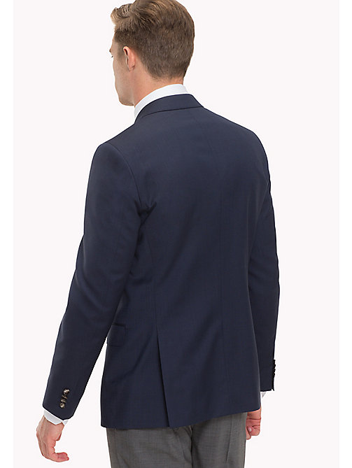 TOMMY HILFIGER Fitted Suit Separate Blazer - 019 - TOMMY HILFIGER Suit Separates - detail image 1
