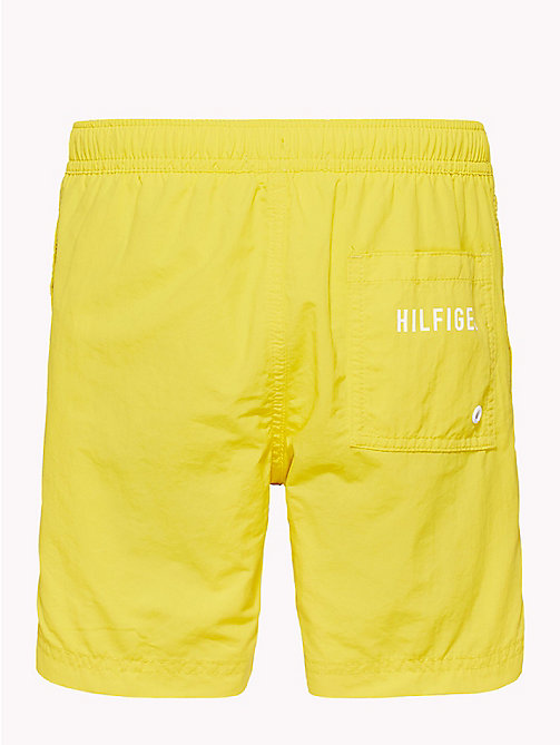 TOMMY HILFIGER Badeshorts mit Tunnelzug - BUTTERCUP - TOMMY HILFIGER Bademode - main image 1