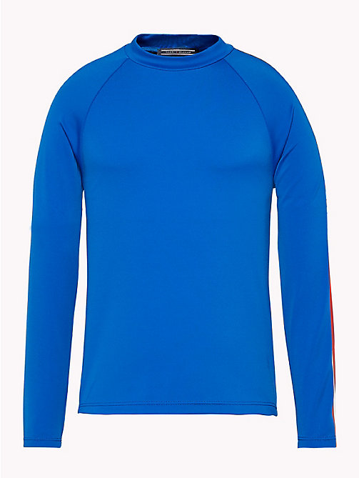 TOMMY HILFIGER UV Protection Rashguard - LAPIS BLUE? 19-4045 - TOMMY HILFIGER Underwear & Sleepwear - main image