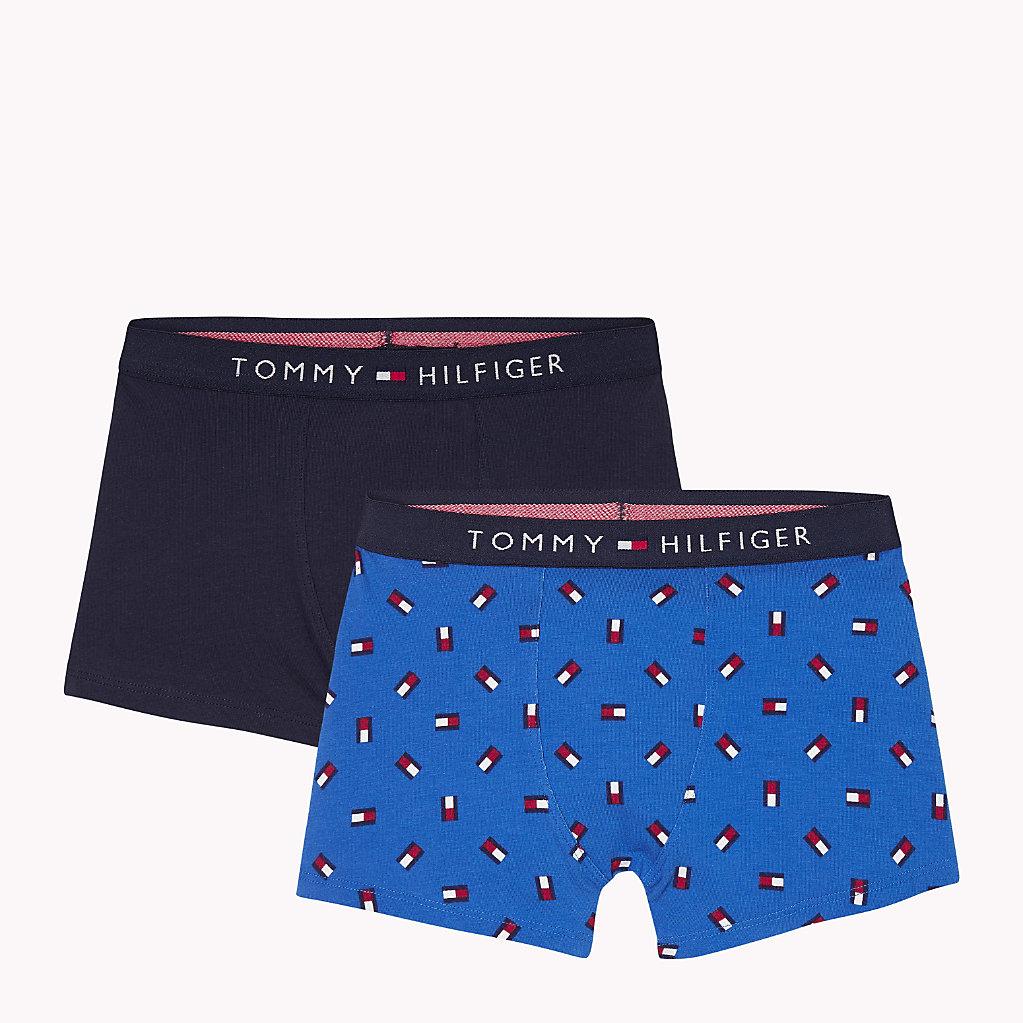 Gar/çon Lot de 2 Tommy Hilfiger Boxer