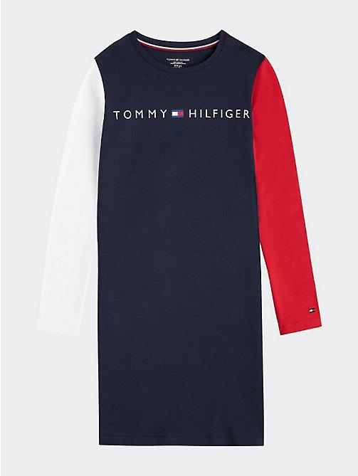 d77b63b8 Ropa interior y pijamas para niñas | Tommy Hilfiger® ES