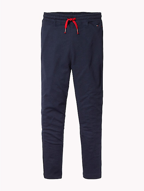 TOMMY HILFIGER Drop Crotch Lounge Leggings - NAVY BLAZER - TOMMY HILFIGER Girls - main image