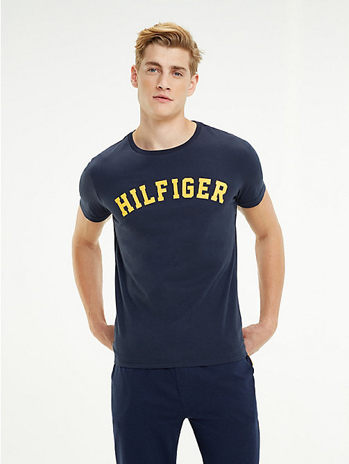 TOMMY HILFIGER Футболка с логотипом Tommy Hilfiger - CITRUS -  Sustainable Evolution - главное изображение