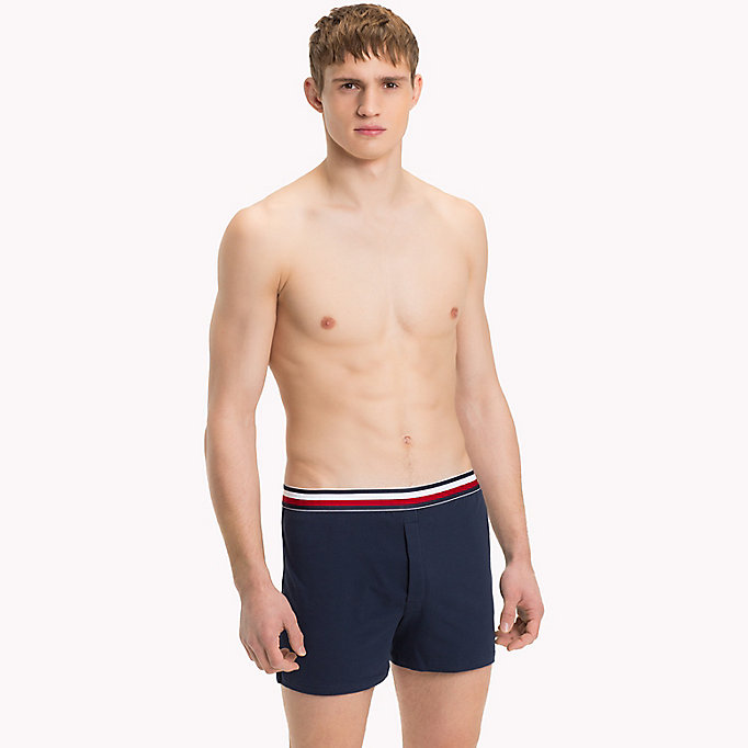 TOMMY HILFIGER Signature Stripe Boxers - WHITE - TOMMY HILFIGER Men - main image