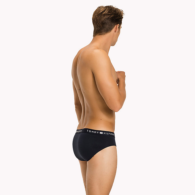 TOMMY HILFIGER BRIEF - BLACK - TOMMY HILFIGER Clothing - detail image 1