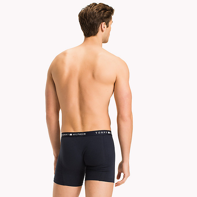 TOMMY HILFIGER BOXER BRIEF - BLACK - TOMMY HILFIGER Clothing - detail image 1