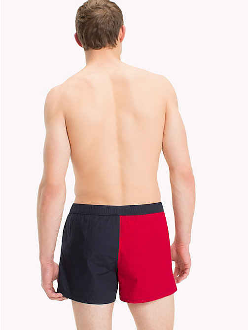 TOMMY HILFIGER Colour-blocked boxershort - SCOOTER - TOMMY HILFIGER Pyjama's & Lounge - detail image 1