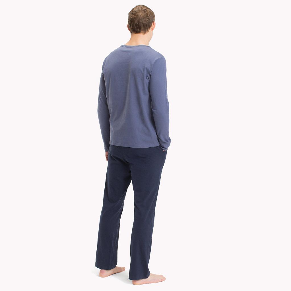 Tommy Hilfiger - Pure Cotton Pyjama Set - 2
