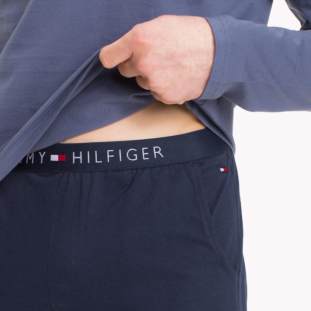 Tommy Hilfiger - Pure Cotton Pyjama Set - 3