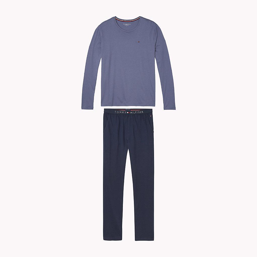 Tommy Hilfiger - Pure Cotton Pyjama Set - 4