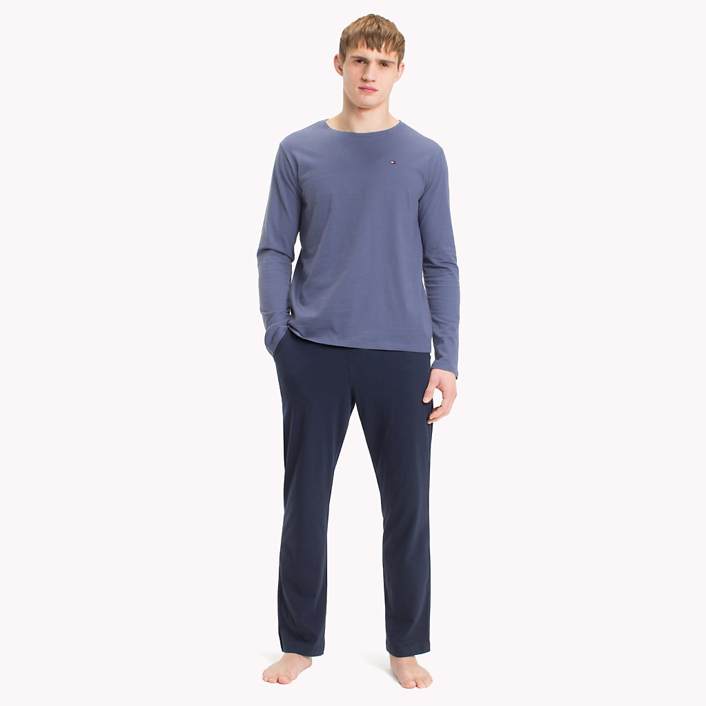 Tommy Hilfiger - Pure Cotton Pyjama Set - 1