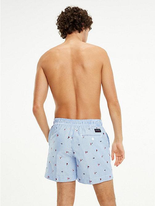 e196338029fe9 TOMMY HILFIGERFlag Embroidered Swim Shorts. €99.90