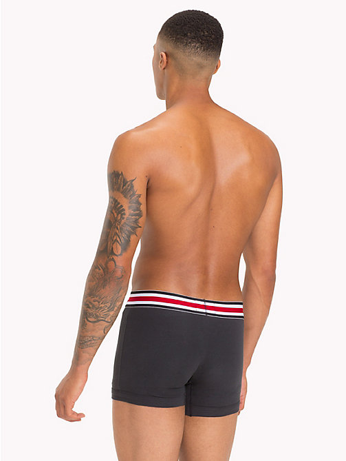 TOMMY HILFIGER Lewis Hamilton Trunks - SKY CAPTAIN - TOMMY HILFIGER TOMMY NOW MEN - detail image 1