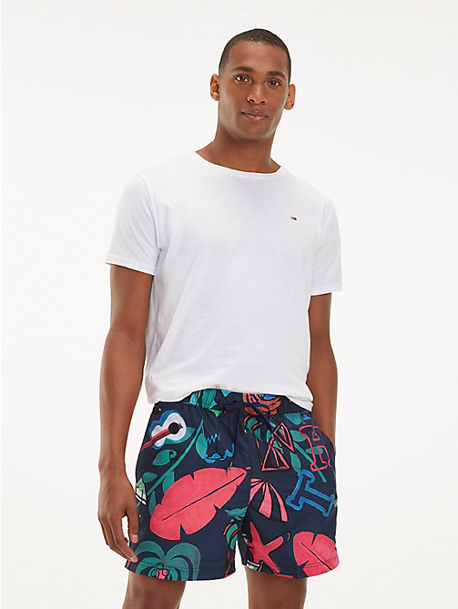 db44d2828c blue havana beach party swimming trunks for men tommy hilfiger