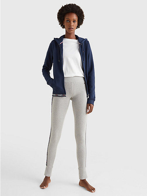 LEGGING - GREY HEATHER - TOMMY HILFIGER Kleding - detail image 1