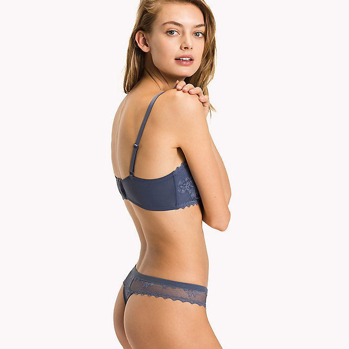 TOMMY HILFIGER Lace Thong - AMERICAN BEAUTY - TOMMY HILFIGER Women - detail image 2