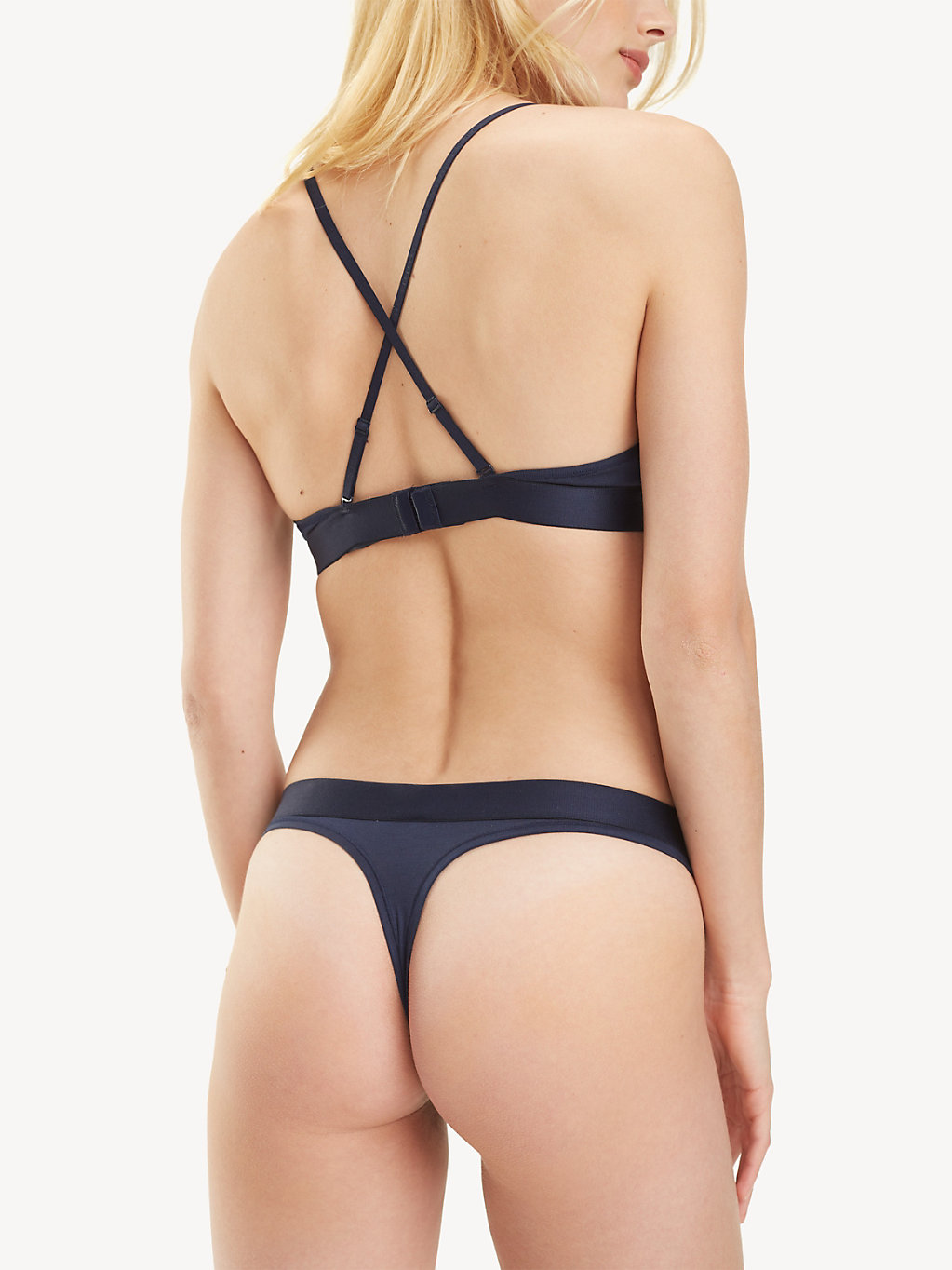 Tommy Hilfiger - Microfibre Stretch Thong - 2