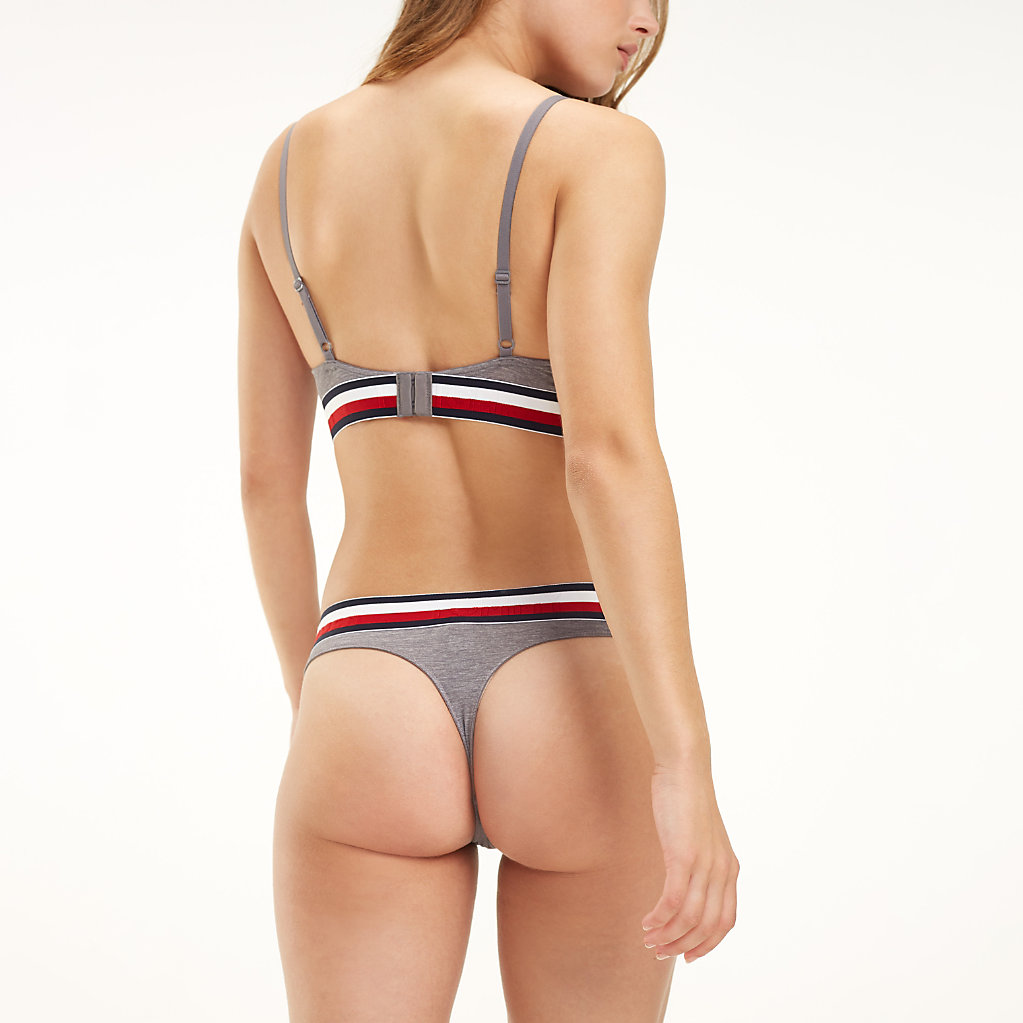 Tommy Hilfiger - Colour-Blocked Thong - 2