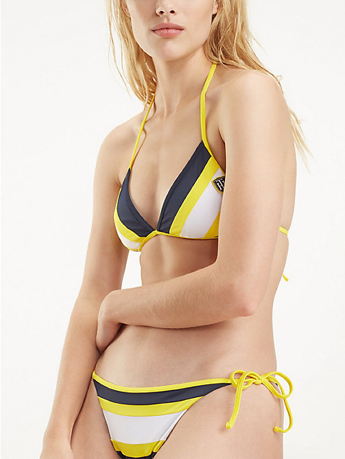 380789faff2a6 TOMMY HILFIGERStripe Side Tie Bikini Briefs