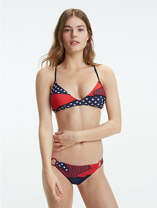 f6717316c0 Women's Swimwear | Beachwear for Women | Tommy Hilfiger® UK