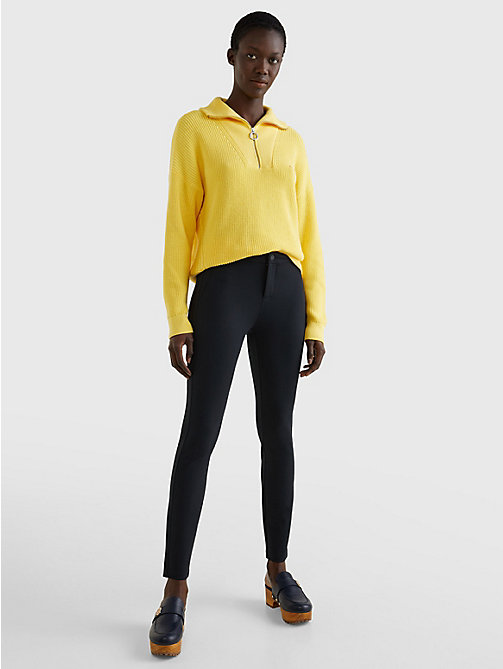 TOMMY HILFIGER Como Jeggings - MASTERS BLACK - TOMMY HILFIGER Trousers - detail image 1