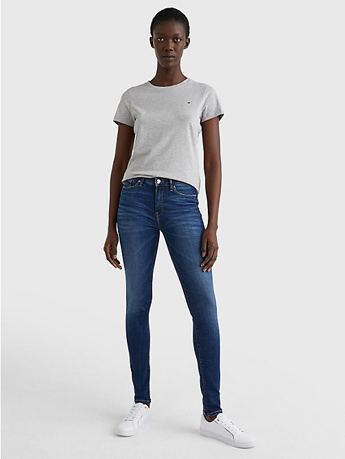 TOMMY HILFIGER Heritage Skinny Fit Faded Jeans - DOREEN - TOMMY HILFIGER Jeans - detail image 1