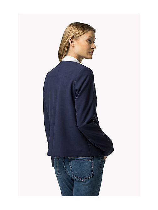 TOMMY HILFIGER Modern Blazer - PEACOAT -  Clothing - detail image 1