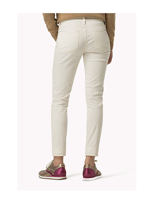 TOMMY HILFIGER Skinny Fit Jeans - SNOW WHITE - TOMMY HILFIGER Damen - main image 1