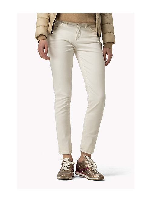 TOMMY HILFIGER Skinny Fit Jeans - SNOW WHITE - TOMMY HILFIGER Damen - main image