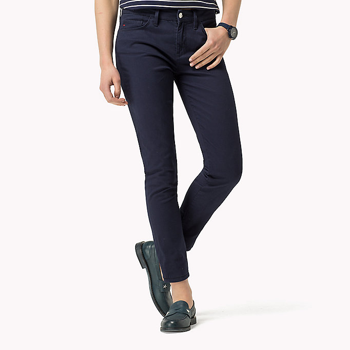 TOMMY HILFIGER Skinny Fit Jeans - SNOW WHITE - TOMMY HILFIGER Clothing - main image