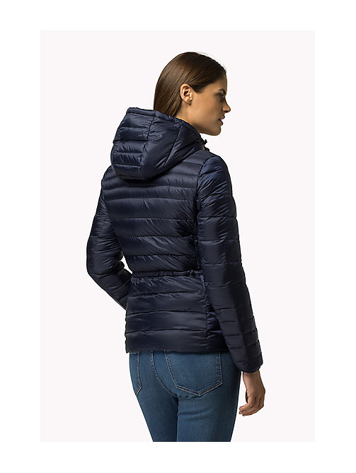 TOMMY HILFIGER Lightweight Down Jacket - PEACOAT - TOMMY HILFIGER Women - detail image 1