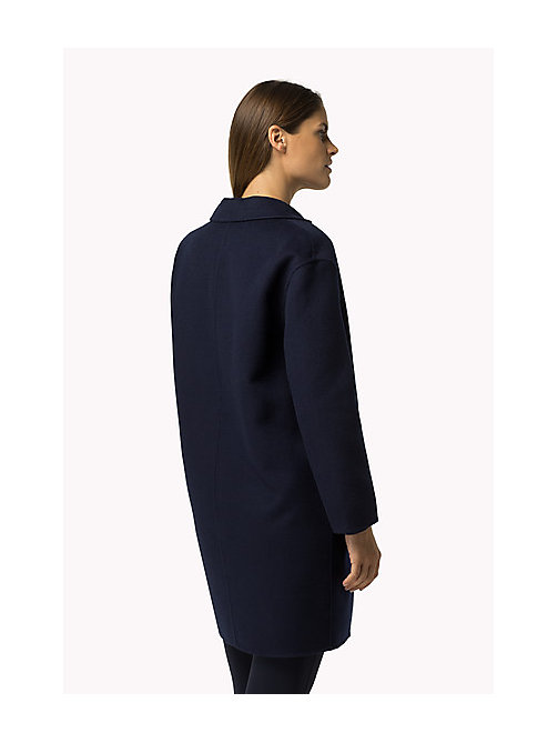 TOMMY HILFIGER Wool Blend Coat - PEACOAT - TOMMY HILFIGER Coats & Jackets - detail image 1