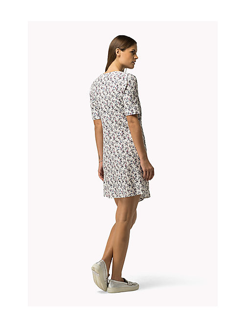 TOMMY HILFIGER Printed Dress - HATTIE PRT - TOMMY HILFIGER Women - detail image 1
