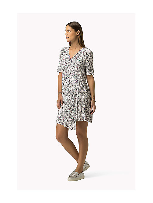 TOMMY HILFIGER Printed Dress - HATTIE PRT - TOMMY HILFIGER Women - main image