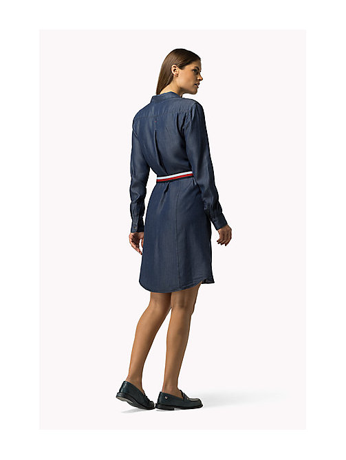 TOMMY HILFIGER Shirt Dress - MILA - TOMMY HILFIGER Dresses, Jumpsuits & Skirts - detail image 1