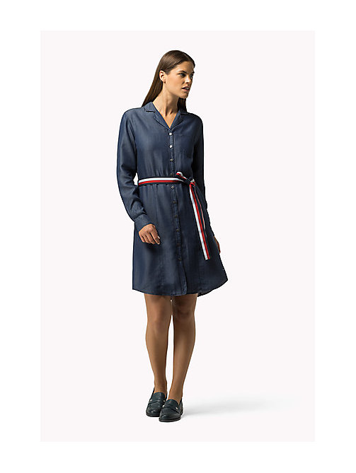 TOMMY HILFIGER Shirt Dress - MILA - TOMMY HILFIGER Dresses, Jumpsuits & Skirts - main image