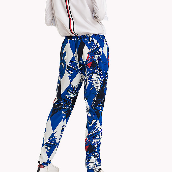 TOMMY HILFIGER Regular Fit Trousers - ANIMAL PRT - TOMMY HILFIGER Clothing - detail image 1