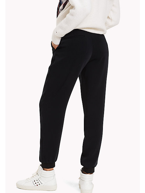 TOMMY HILFIGER Regular Fit Jogginghose - BLACK BEAUTY - TOMMY HILFIGER Hosen - main image 1