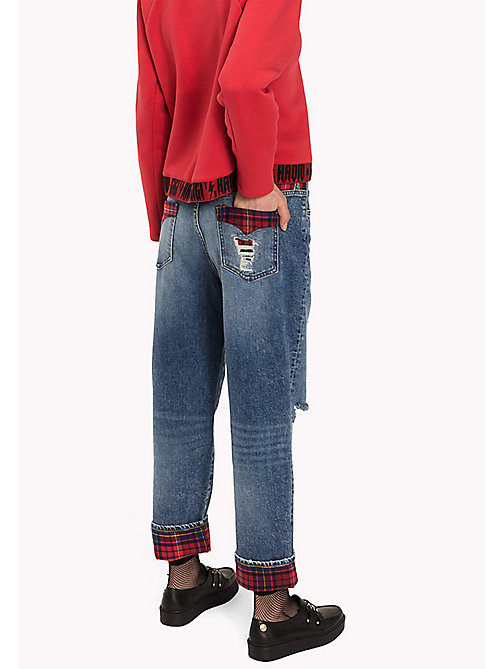 TOMMY HILFIGER Relaxed fit jeans Gigi Hadid - LEXI - TOMMY HILFIGER Jeans - detail image 1