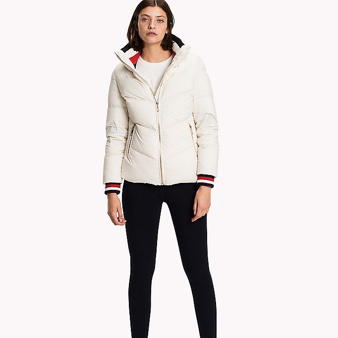 Iconic Down Jacket | Tommy Hilfiger | Official Website