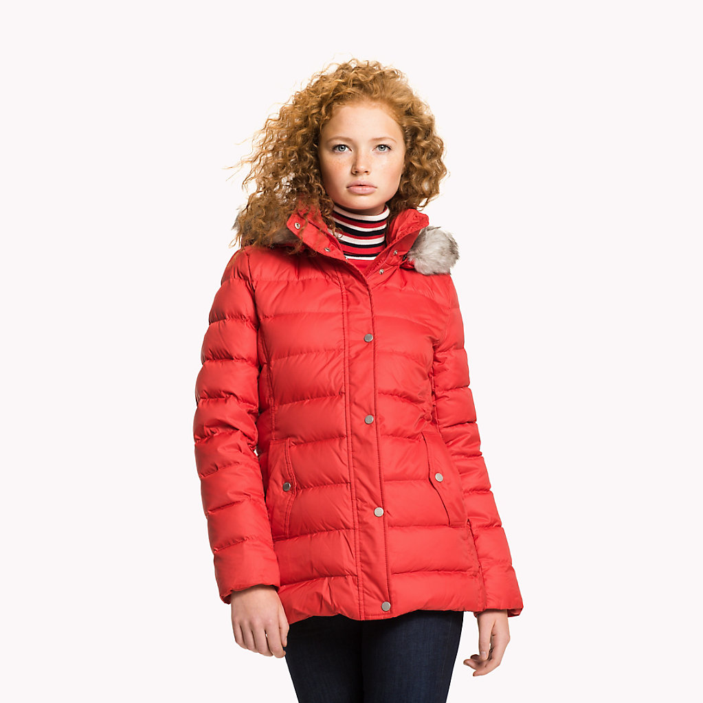 Women's Coats & Jackets | Tommy Hilfiger®