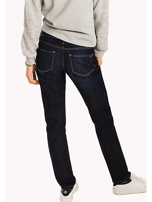 TOMMY HILFIGER Straight Fit Jeans - EVIE - TOMMY HILFIGER Straight-Fit Jeans - detail image 1