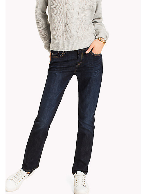 TOMMY HILFIGER Straight Fit Jeans - EVIE - TOMMY HILFIGER Straight-Fit Jeans - main image