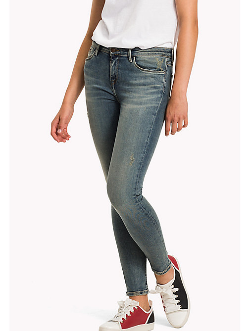 TOMMY HILFIGER Skinny Fit Ankle Jeans - SELMA - TOMMY HILFIGER Jeans - main image