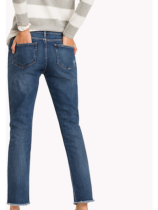TOMMY HILFIGER Straight Fit Ankle Jeans - KYRA - TOMMY HILFIGER Jeans - detail image 1
