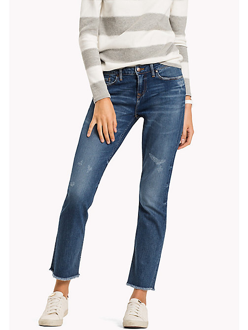 TOMMY HILFIGER Straight Fit Ankle Jeans - KYRA - TOMMY HILFIGER Jeans - main image