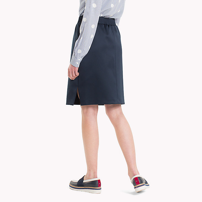 TOMMY HILFIGER Exclusive Regular Fit Skirt - THYME - TOMMY HILFIGER Women - detail image 1