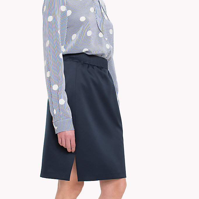 TOMMY HILFIGER Exclusive Regular Fit Skirt - THYME - TOMMY HILFIGER Women - detail image 2