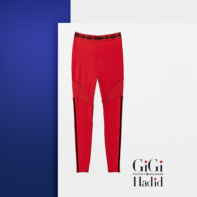 TOMMY HILFIGER Sport Jeggings Gigi Hadid - MIDNIGHT - TOMMY HILFIGER Women - main image