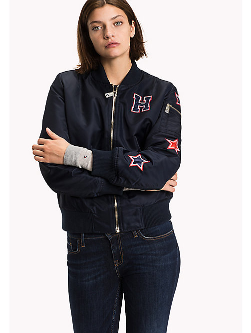 TOMMY HILFIGER Thermore Bomber - MIDNIGHT - TOMMY HILFIGER Coats & Jackets - main image